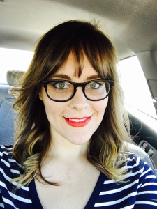 Me with Bangs